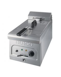 Burco Countertop Single Tank 6Ltr Fryer CTFR01