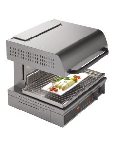 Hatco Energy Saving Rise and Fall Salamander Electric Grill QTS-1