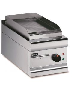 Lincat Silverlink 600 Machined Steel Electric Griddle 300mm Wide GS3/E
