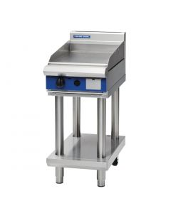 Blue Seal 450mm Griddle on Leg Stand LPG (Direct)