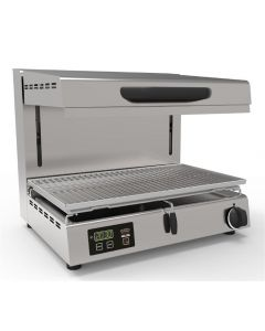 Blue Seal Rise and Fall Grill with Plate Detection QSET 60