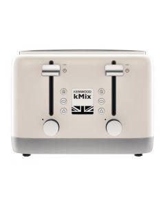 Kenwood kMix 4 Slot Toaster Cream TFX750CR