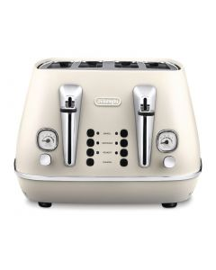 Delonghi Distinta Toaster White CTI4003.W