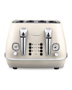 Delonghi Distinta Toaster White CTI4003W