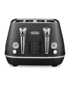 Delonghi Distinta Toaster Black CTI4003.BK