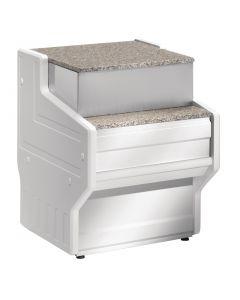 Zoin Hill Slimline Cash Desk 1000mm TE100HL