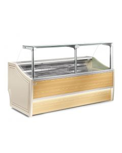 Zoin Pagoda Deli Serve Over Counter Chiller 2500mm PG250B