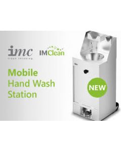 Mobile Cold Hand Wash basin  No Electric or Water Required Install Anywhere
