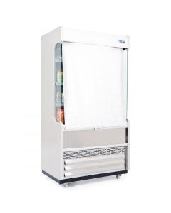 Williams Gem 1250mm Slimline Multideck Stainless Steel with Nightblind R125-SCN