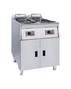 FriFri Basic+ Fryer (Free Standing) 622 2x15 (Direct)