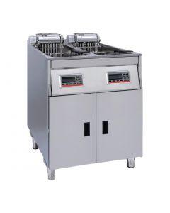 FriFri Vision Fryer (Free Standing) 622 2x114 (Direct)