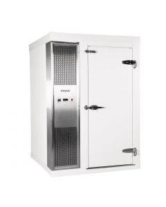 Polar 2.1 x 1.5m Integral Walk In Freezer Room White