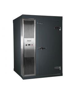 Polar 2.1 x 2.1m Integral Walk In Freezer Room Grey
