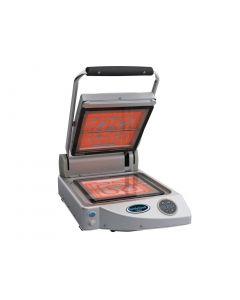 Unox SpidoCook Digital Single Transparent Plate Contact Grill XP010ET