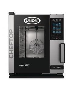 Unox Cheftop MIND Maps Plus Combi Oven 5xGN 2/3