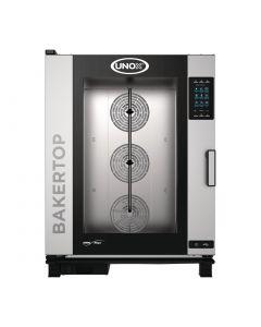 Unox BAKERTOP MINDMaps PLUS 10x 600x400 Electric w2yr PandL (Direct)