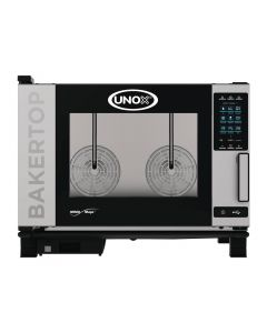 Unox BAKERTOP MIND Maps Plus 4x 600x400 Electric combi with Commissioning