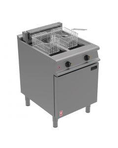 Falcon Dominator Plus Twin Pan Electric Fryer E3865