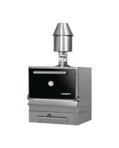 Josper HJX25-M M-Series Small Countertop Charcoal Oven (Direct)