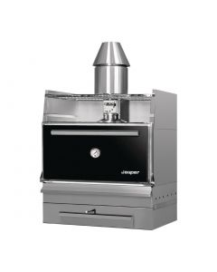 Josper Countertop Charcoal Oven HJX45-MBC