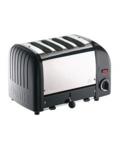 Dualit 4 Slice Vario Toaster Black 40344
