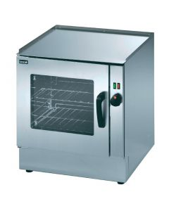 Lincat Oven Fan Assisted with Glass Door - 650-670Hx600Wx600mmD 3kW (Direct)