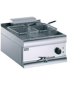 Lincat Electric Counter Top Fryer Single Tank 2 Baskets - 9kW (Direct)