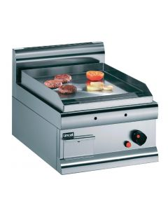 Lincat Gas Griddle Nat Gas Steel Plated - 415Hx450Wx600D 5.4kW (Direct)