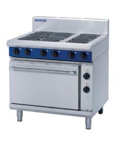 Blue Seal Evolution 6 Burner Static Oven Electric - 900mm (Direct)