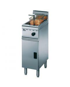 Lincat Sliverlink 600 Free Standing Single Natural Gas Fryer J5/N