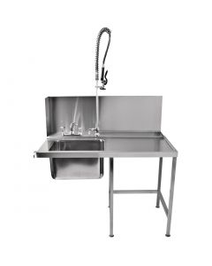 Classeq Pass-Through Table with Spray Mixer T11SENR