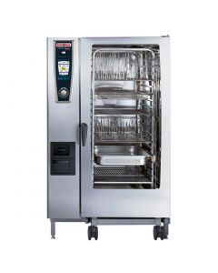Rational Self Cooking Centre White Efficiency 202 Gas LPG (Direct)