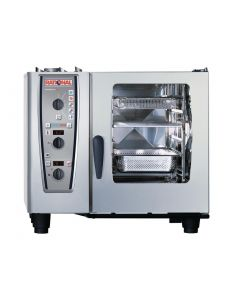 Rational Combimaster Oven Plus Oven 61 Propane Gas CMP61G/P