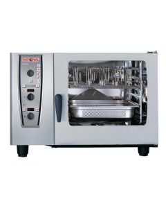Rational Combimaster Oven Plus Oven 62 Natural Gas CMP62G/N