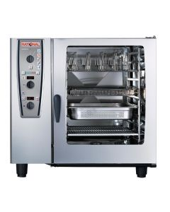 Rational Combimaster Oven Plus Oven 102 Natural Gas CMP102G/N