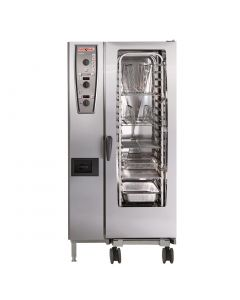 Rational Combimaster Oven Plus Oven 202 Natural Gas CMP202G/N