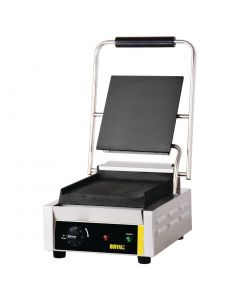 Buffalo Bistro Contact Grill Single Flat Plate