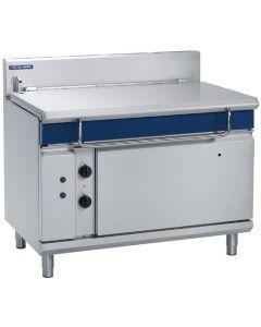Blue Seal Evolution Tilting Bratt Pan Elec Tilt Mechanism Nat Gas 120Ltr(Direct)