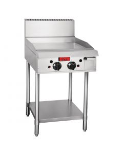 Thor Freestanding Natural Gas 2 Burner Griddle