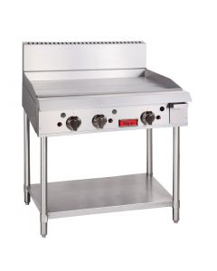 Thor Natural Gas 3 Burner Griddle