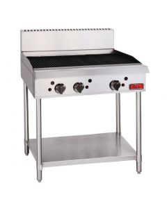 Thor Natural Gas Freestanding 3 Burner Chargrill