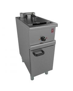 Falcon 350 Series Freestanding Single Pan Twin Basket Electric Fryer E350/36