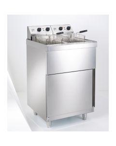 Parry Double Pedestal Fryer 2 x 9Ltr 2 x 9kW (Direct)