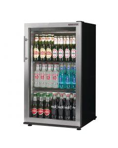 Autonumis Popular 1 Door Back Bar Cooler St/St Door A209180
