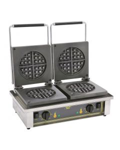 Roller Grill Round Waffle Maker GED75