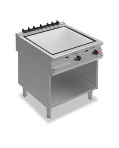 Falcon F900 800mm Smooth Griddle on Fixed Stand Nat Gas G9581 (Direct)