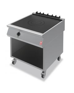 Falcon F900 Solid Top Boiling Top on Mobile Stand Natural Gas (Direct)