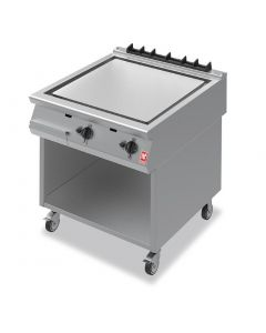 Falcon F900 Smooth Griddle on Mobile Stand Natural Gas (Direct)