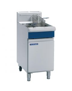 Blue Seal Evolution GT46 Twin Tank Fryer Nat Gas - 450mm